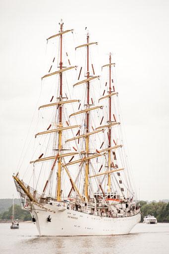 Photo de base : le voilier