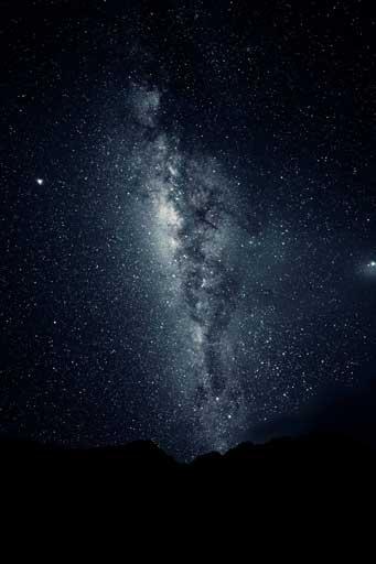 Photo Pexels de la Voie-Lactée