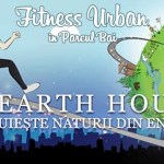 Ora Pământului 2016 – Fitness Urban în Parcul Băi din Moinești