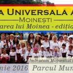 Ziua Universală a IEI sărbătorită  la Moinești cu a doua ediție a Șezătorii lui Moinea