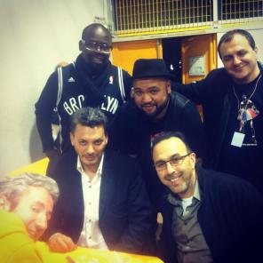 Erwan Ruty (Presse et Cité), Tarek Kawtari (MIB), Moïse Gomis (Afriscope), Raphäl Yem (Fumigène, Canal Street), Ahmed Nadjar (Med'in Marseille), Salah Amokrane (Tactikollectif)