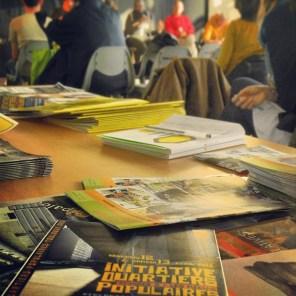 Initiative Quartiers Populaires, Gymnase Daste à Empalot