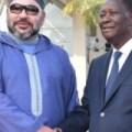 Côte d'Ivoire : Mohammed VI et Ouattara inaugurent un point de débarquement de pêche