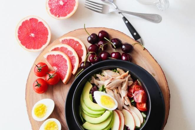 Vegetable and Fruit Salad