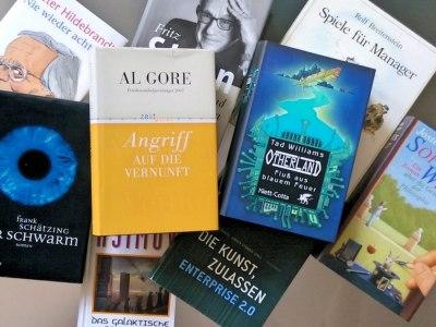 Bücher, Lesezeichen