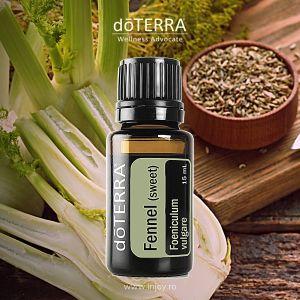 Ulei esențial aromat Fennel (Fenicul) - Injoy