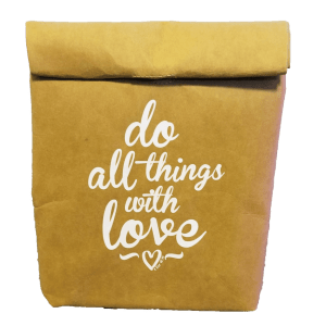 Do All Things with Love Lunch Cooler