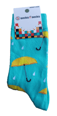 umbrella socks
