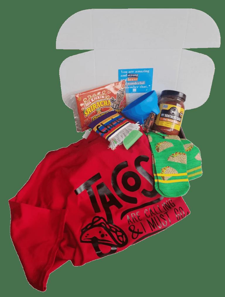 Taco Tuesday box