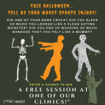 Halloween competition time!!