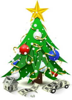 Capital Financing Christmas cheer! Atlanta, GA