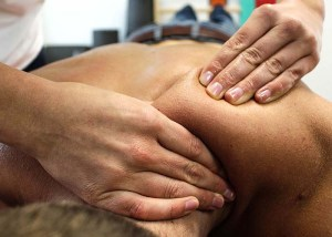 treat your muscles with a sports massage