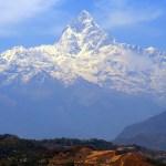 Мачапучаре, Непал