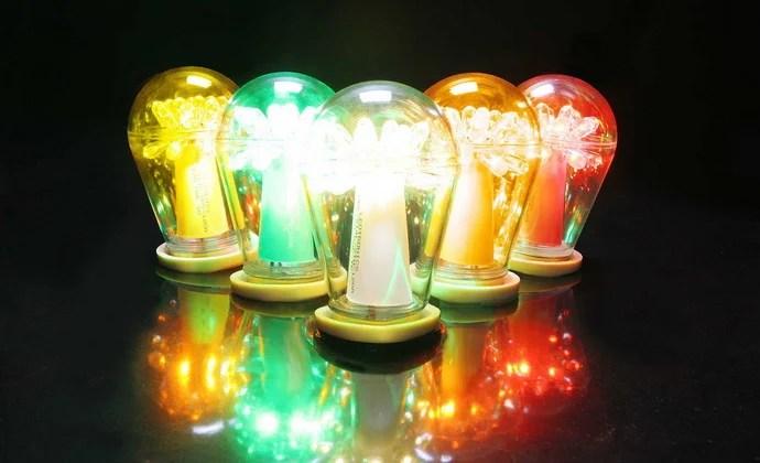 светдиодные лампочки