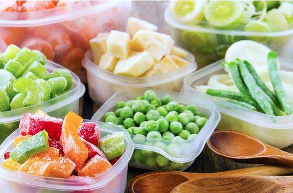 продукты заморозка