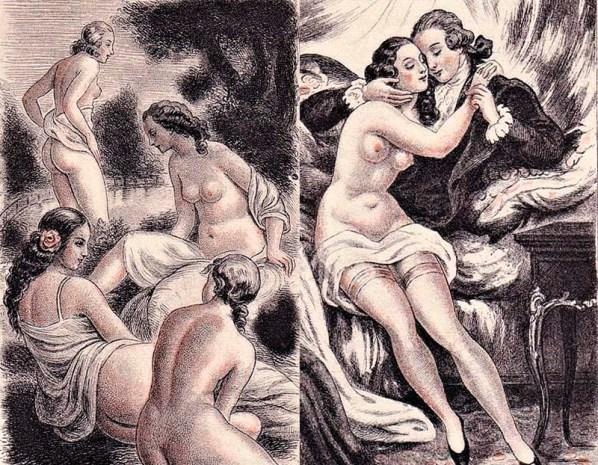 Греховно иметь связь с проституткой или онанизм — 1