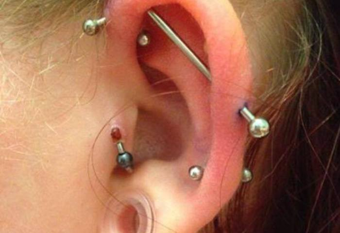 Ear Piercings Tattoo And Piercing Studio In Farnborough Hampshire