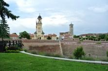 Alba Iulia - Reunification Cathedral and Vauban citadel