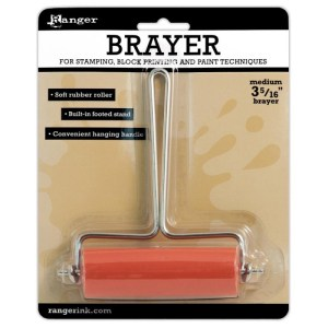 Inkssentials Inky Roller Brayer 3.3125″ – Medium