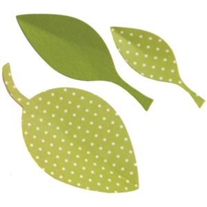 Sizzix Bigz Die 5.5″X6″ – Leaves