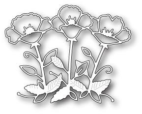 Memory Box Die Vespertine Blossoms