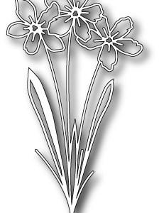 Memory Box Die Joyful Bouquet