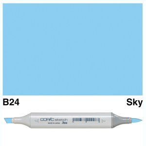 Copic Sketch B24-Sky