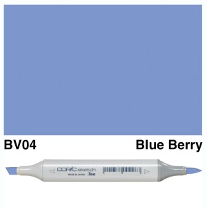 Copic Sketch BV04-Blue Berry