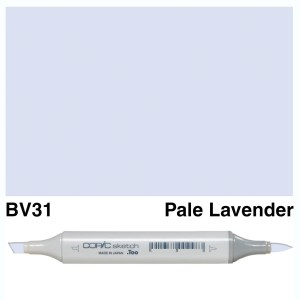 Copic Sketch BV31-Pale Lavender
