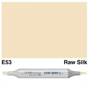 Copic Sketch E53-Raw Silk