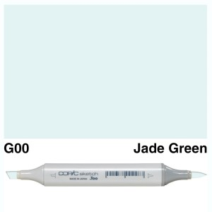 Copic Sketch G00-Jade Green