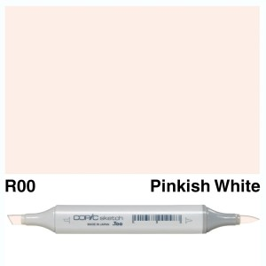 Copic Sketch R00-Pinkish White