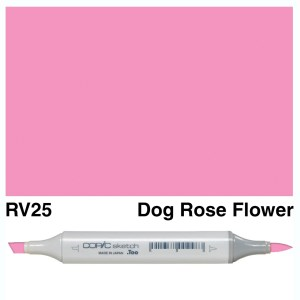 Copic Sketch RV25-Dog Rose Flower
