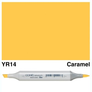 Copic Sketch YR14-Caramel