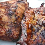 Bourbon Brined Chicken Breasts