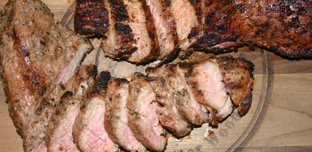 Two Timin' My Tri-Tips. #TrueConfessions