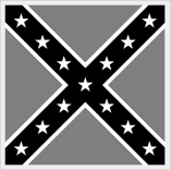 New Flag of the Confederate States of America