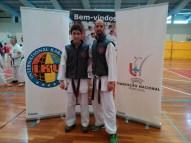 Sérgio Conceição e Mestre Jorge Cardoso