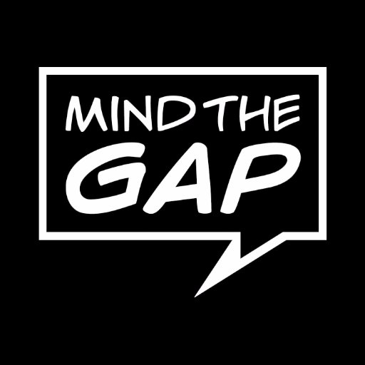 Mind the Gap Theatre Logo