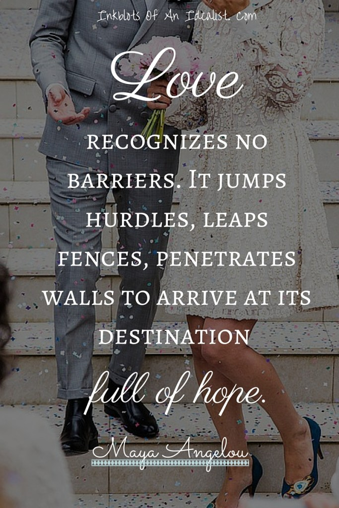15 Picture Quotes On Love Marriage Inkblots Of Hope