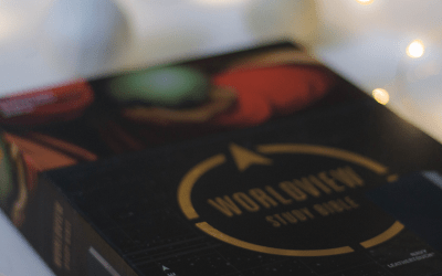 The CSB Worldview Study Bible