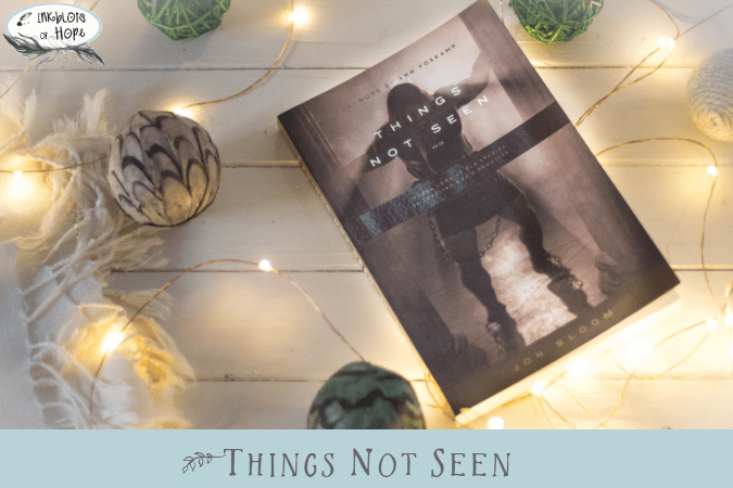 Things Not Seen delves into the Faith Hall of Fame of Hebrews 11, encouraging believers that they are not alone in their problems through creative storytelling of each of the Hall of Faith members. #Hebrews11 #ThingsNotSeen #AnnVoskamp #JonBloom #FaithHallofFame