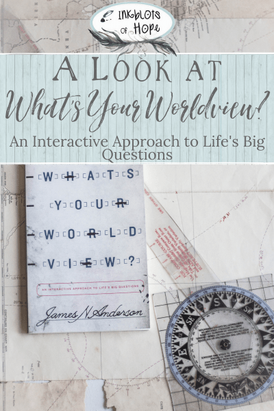 What's your worldview? An interactive look to discover how YOU see life. #BiblicalWorldview #ChristianWorldview #ComparativeReligions #ChristianBook #BooksToGrowYourFaith #ChristianPost #ChristianPin #Worldview #Faith #Christianity