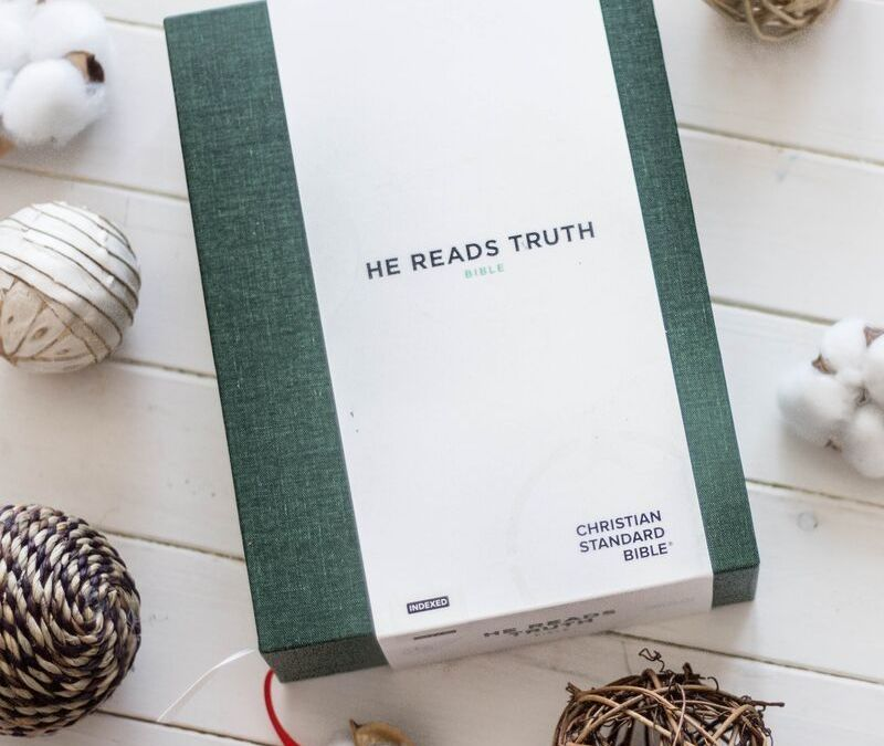 A Look at the He Reads Truth Bible
