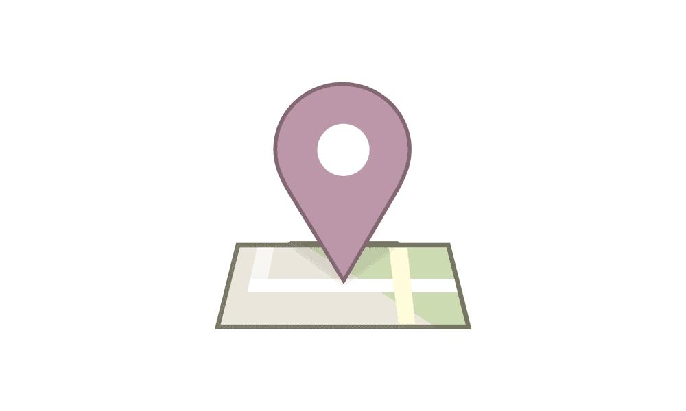 Facebook Places Logo Design