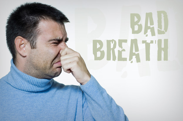 How to Cure Bad Breath?