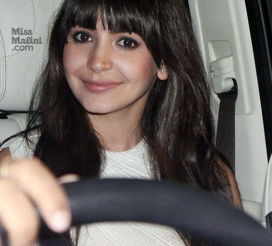 Anushka Sharma Hairstyles Pics Collection 2013