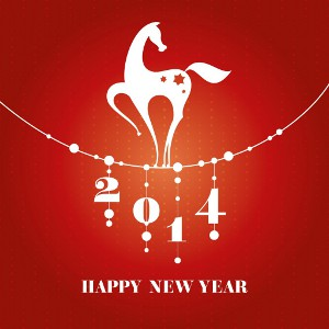 Chinese New Year 2014 Brings Color Red to the Wardrobe
