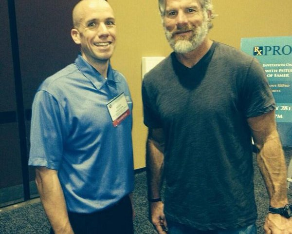 Frenzied Twitter Reaction to Brett Favre's Beard and Physique