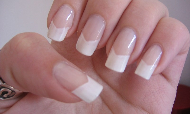 French Nail Design Ideas